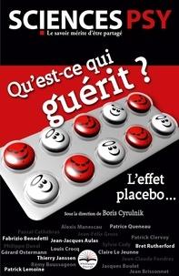 Quest-ce qui guérit ? leffet placebo....pdf
