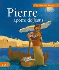 Boris Grébille - Pierre, apôtre de Jésus.