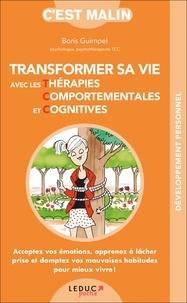 Histoiresdenlire.be Transformer sa vie avec les thérapies comportementales et cognitives Image