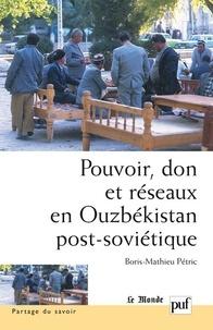 Histoiresdenlire.be Pouvoir, don et réseaux en Ouzbékistan post-soviétique Image