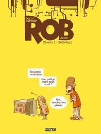 Boris Mirroir et  James - Rob Tome 1 : Bêta-test.
