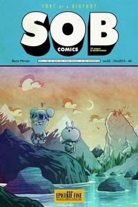 Boris Mirroir - SOB Comics Tome 3 : .