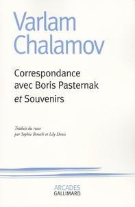 Boris Pasternak et Varlam Chalamov - .