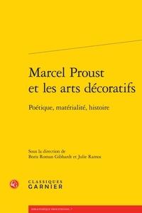 Marcel Proust et les arts décoratifs - Poétique, matérialité, histoire.pdf