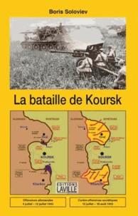 Boris Soloviev - La bataille de Koursk.