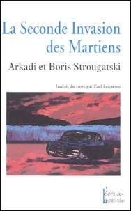 Boris Strougatski et Arkadi Strougatski - .