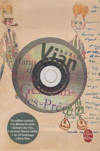 Boris Vian - Coffret 'Manuel de Saint-Germain-des-Près'. 1 CD audio