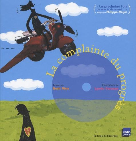 Boris Vian - La complainte du progrès. 1 CD audio