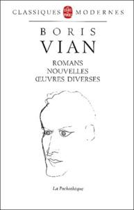 Boris Vian - .