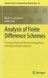 Bosko S. Jovanovic - Analysis of Finite Difference Schemes.
