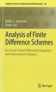 Analysis of Finite Difference Schemes.pdf