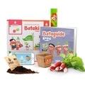 Botaki - Botaki, le kit prêt à semer tomate - Une expérience innovante de jardinage, dédiée aux enfants !.