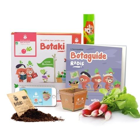 Botaki, le kit prêt à semer tomate. Une expérience innovante de jardinage, dédiée aux enfants !