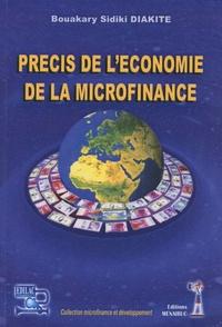 Bouakary Sidiki Diakité - Précis de l'économie de la microfinance.