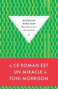 Boubacar Boris Diop - Murambi, le livre des ossements.