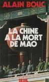 Bouc - La Chine à la mort de Mao.