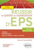 Boukriche Alanbagi et Zine Boukriche - Réussir le CAPEPS et l'agrégation d'EPS - Tout-en-un, épreuves écrites.