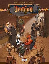 Boulet et Joann Sfar - Donjon Zénith Tome 7 : Hors des remparts.