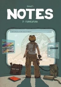 Boulet - Notes Tome 7 : Formicapunk.