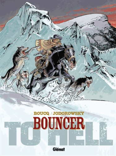 Bouncer - Tome 08. To Hell...