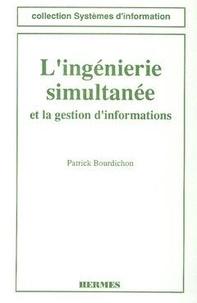 Bourdichon - L'ingénierie simultanée et la gestion d'informations.