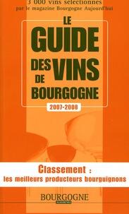 Bourgogne Aujourd'hui - Le guide des vins de Bourgogne.