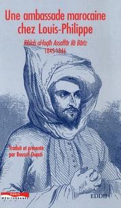 Boussif Ouasti - Une ambassade marocaine chez Louis-Philippe.