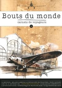 William Mauxion - Bouts du monde N° 32, automne 2017 : .