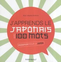 Boyé Lafayette de Mente - Je parle japonais (J'apprends le japonais avec 100 mots) - Une méthode facile pour communiquer très rapidement.