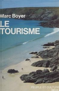 Boyer - Le Tourisme.