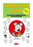 Michel Rius - Ecrire avec Ludo - Un outil pour la production écrite du CP au CE2, version allégée : classeur + 36 affiches.