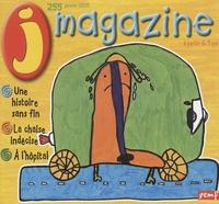 Françoise Gilles - J Magazine N° 255, janvier 2005 : A l'hôpital.