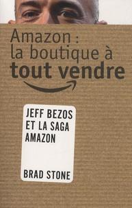 Histoiresdenlire.be Amazon : la boutique à tout vendre - L'histoire de Jeff Bezos Image