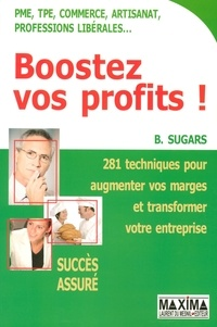 Deedr.fr Boostez vos profits! - 281 Techniques pour augmenter vos marges et transformer votre entreprise Image