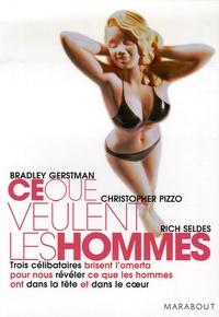 Bradley Gerstman et Christopher Pizzo - Ce que veulent les hommes.