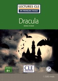Bram Stoker - Dracula. 1 CD audio