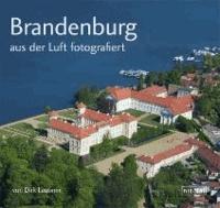Brandenburg aus der Luft fotografiert.