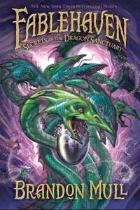 Brandon Mull - Fablehaven Tome 4 : Le Temple des Dragons.
