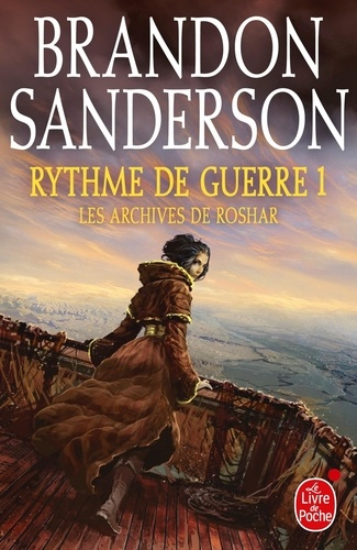 Les archives de Roshar Tome 4 Rythme de guerre. Tome 1