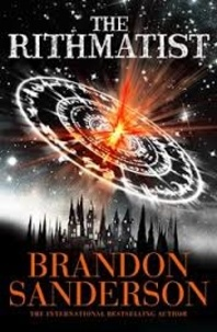 Brandon Sanderson - The Rithmatist.