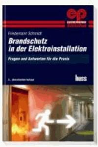 Brandschutz in der Elektroinstallation.