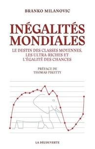 Boîte à livres: Inegalités mondiales  - Le destin des classes moyennes, les ultras-riches et l'égalité des chances en francais 9782348040450