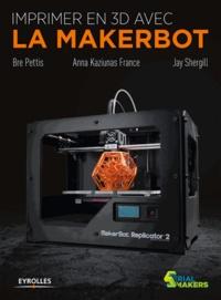 Imprimer en 3D avec la MakerBot - Bre Pettis   Showmesound.org