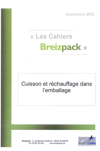 Breizpack - Cuisson et réchauffage dans l'emballage.
