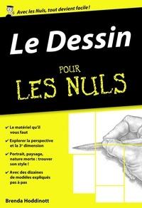 Livres électroniques gratuits à télécharger Le Dessin pour les Nuls en francais par Brenda Hoddinott 9782754008891