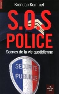 Brendan Kemmet - SOS police - Scènes de la vie quotidienne.
