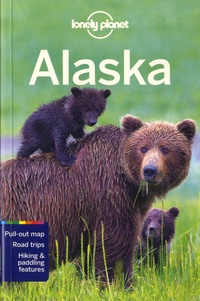 Brendan Sainsbury et Catherine Bodry - Alaska. 1 Plan détachable