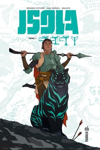 Isola tome 1 - 9791026830351 - 4,99 €