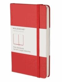 BREPOLS GRAPHIC - Carnet uni Moleskine - rouge