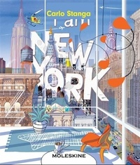 BREPOLS GRAPHIC - I am New York. Edition en anglais